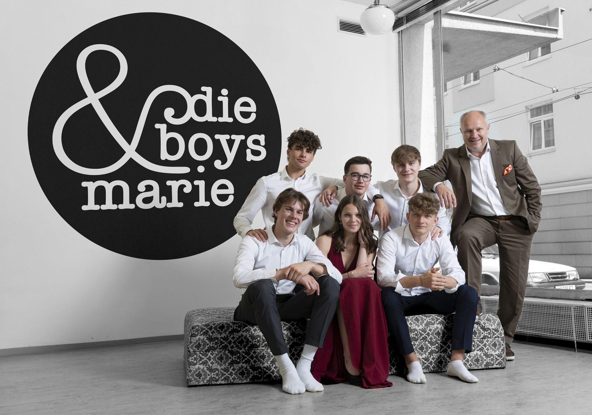 die boys & marie